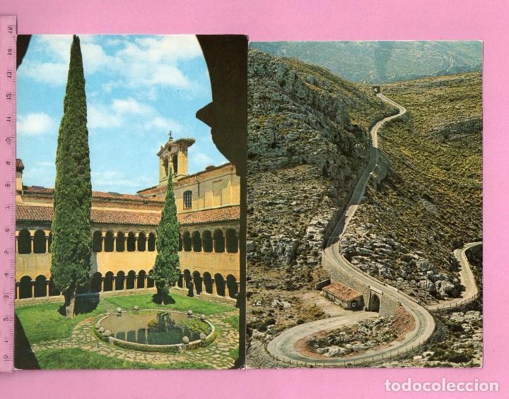 Postales: 44 postales de todo España 1 circuladas y 43 sin circular - Foto 10 - 110187327