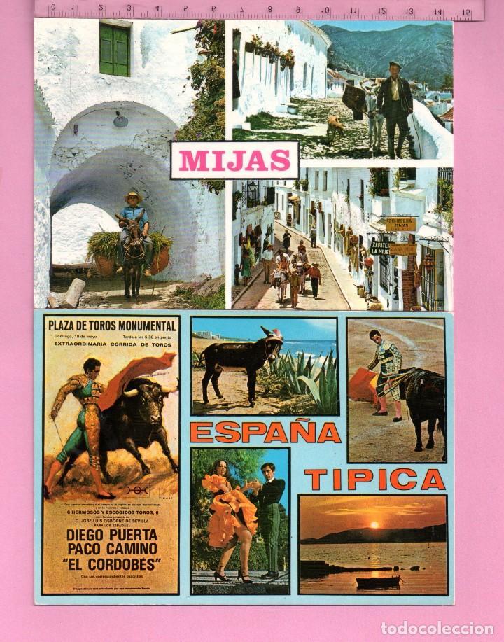 Postales: 44 postales de todo España 1 circuladas y 43 sin circular - Foto 13 - 110187327