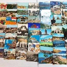 Postales: LOTE 89 POSTALES AÑOS 60 Y 70 TEMATICA VARIADA. Lote 110901071