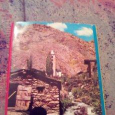 Postales: LIBRITO POSTALES VALLS DANDORRA 12 FOTOS. Lote 111515795