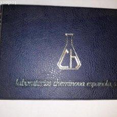 Postales: CATEDRALES DE ESPAÑA 37 POSTALES LABORATORIOS CHEMINOVA. Lote 112051020