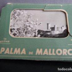 Postales: PALMA DE MALLORCA- ABANICO DE POSTALES -. Lote 112335015