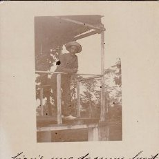 Postales: POSTAL DE 1911, SIN IDENTIFICAR, ED: UNION POSTELE UNIVERSELLE ESPAÑA. ESCRITA (610). Lote 116731183