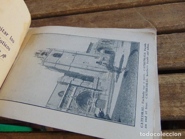 Postales: LIBRETO PALENCIA LA DIPUTACION INVITA VISITAR MONUMENTOS Y TESOROS ARTISTICOS 40 VISTAS - Foto 3 - 118168987