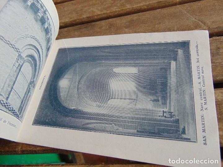 Postales: LIBRETO PALENCIA LA DIPUTACION INVITA VISITAR MONUMENTOS Y TESOROS ARTISTICOS 40 VISTAS - Foto 5 - 118168987