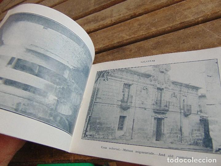 Postales: LIBRETO PALENCIA LA DIPUTACION INVITA VISITAR MONUMENTOS Y TESOROS ARTISTICOS 40 VISTAS - Foto 6 - 118168987