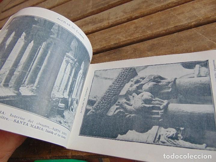 Postales: LIBRETO PALENCIA LA DIPUTACION INVITA VISITAR MONUMENTOS Y TESOROS ARTISTICOS 40 VISTAS - Foto 7 - 118168987