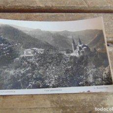 Postales: TARJETA POSTAL COVADONGA VISTA PANORAMICA. Lote 118177463