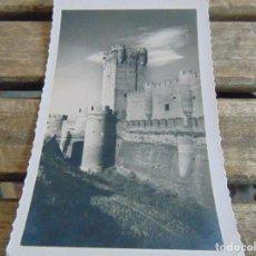 Postales: TARJETA POSTAL MEDINA DEL CAMPO FOSO Y CASTILLO DE LA MOTA . Lote 118189895