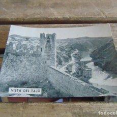 Postales: TARJETA POSTAL VISTA DEL TAJO. Lote 118193127