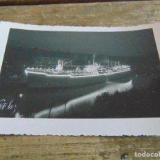 Postales: TARJETA POSTAL CIUDAD DE TOLEDO EXPOSICION FLOTANTE ESPAÑOLA. Lote 118194575