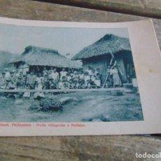 Cartes Postales: TARJETA POSTAL PHILIPPINES MISIONES FILIPINAS DE SCHEUT. Lote 118194715