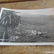 Postales: TARJETA POSTAL TENERIFE VALLE DE LA OROTAVA . Lote 118202807