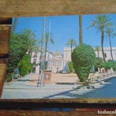 Postales: TARJETA POSTAL EL ARAHAL SEVILLA PLAZA DE LOS MARTIRES. Lote 118206799