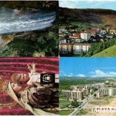Postales: LOTE 12 POSTALES (ESPAÑA) - 9 CIRCULADAS Y 3 SIN CIRCULAR - VER FOTOS ADICIONALES. Lote 120537227