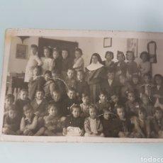 Cartes Postales: TARJETA POSTAL COLEGIO ZAMORA 1945. Lote 120790484