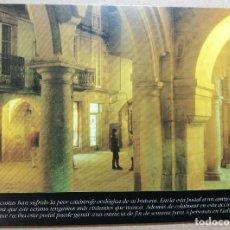 Postais: TARJETA POSTAL POSTALES PUBLICIDAD ESTRELLA GALICIA 2003 CALLE EL FARO SANTIAGO DE COMPOSTELA LA COR. Lote 121397859