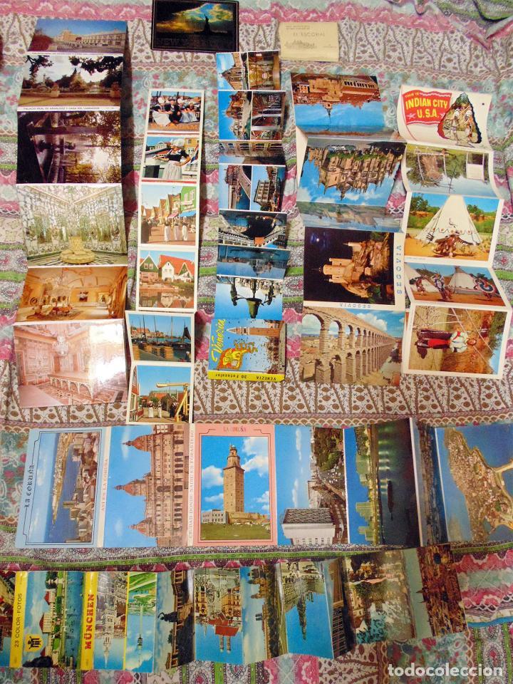LOTE DE 168LIBROS FOTOGRAFICOS DE TURISMO DE CIUDADES ESPAÑA Y EUROPA AÑOS 60 Y 70 (Postales - España - Sin Clasificar Moderna (desde 1.940))