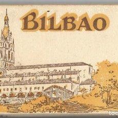 Postales: 1940'S ALBUM COMPLETO POSTALES L. ROISIN 18 VISTAS NUM 2 BILBAO . Lote 123550223