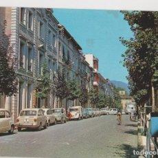 Postales: POSTALES POSTAL ABUCIAS AÑO 1970 GERONA COCHES. Lote 124166359