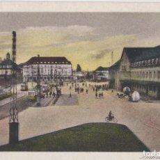 Postales: POSTALES POSTAL HAMBURGO TRANVIAS 1900. Lote 124166583