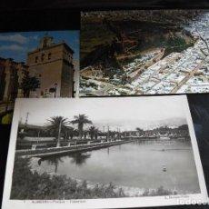 Postales: LOTE DE 125 POSTALES DE LOS AÑOS 60 DE TODA ESPAÑA Y EXTRANJERO. Lote 124865107