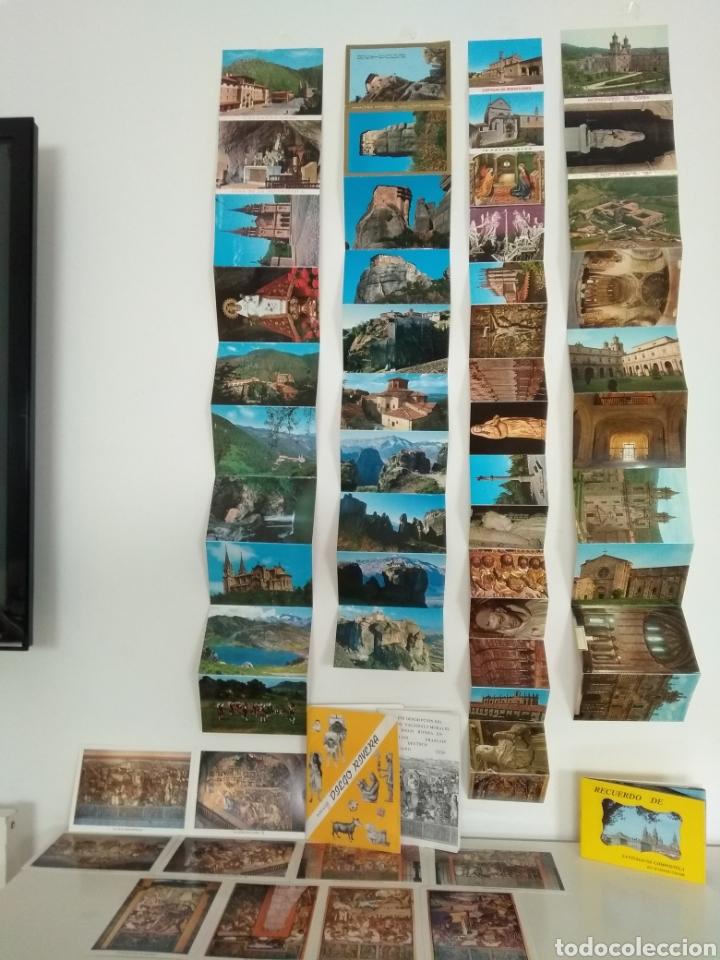 LOTE DE RECUERDO DE FOTOS POSTALES (Postales - España - Sin Clasificar Moderna (desde 1.940))