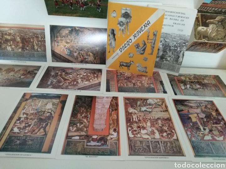 Postales: Lote de recuerdo de fotos postales - Foto 2 - 125085978