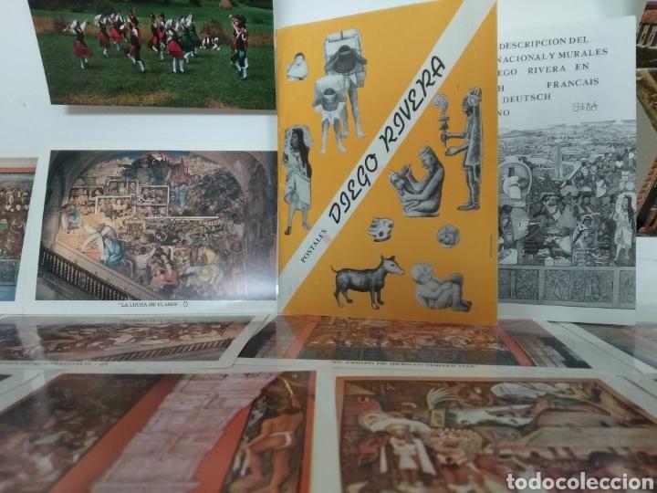 Postales: Lote de recuerdo de fotos postales - Foto 3 - 125085978