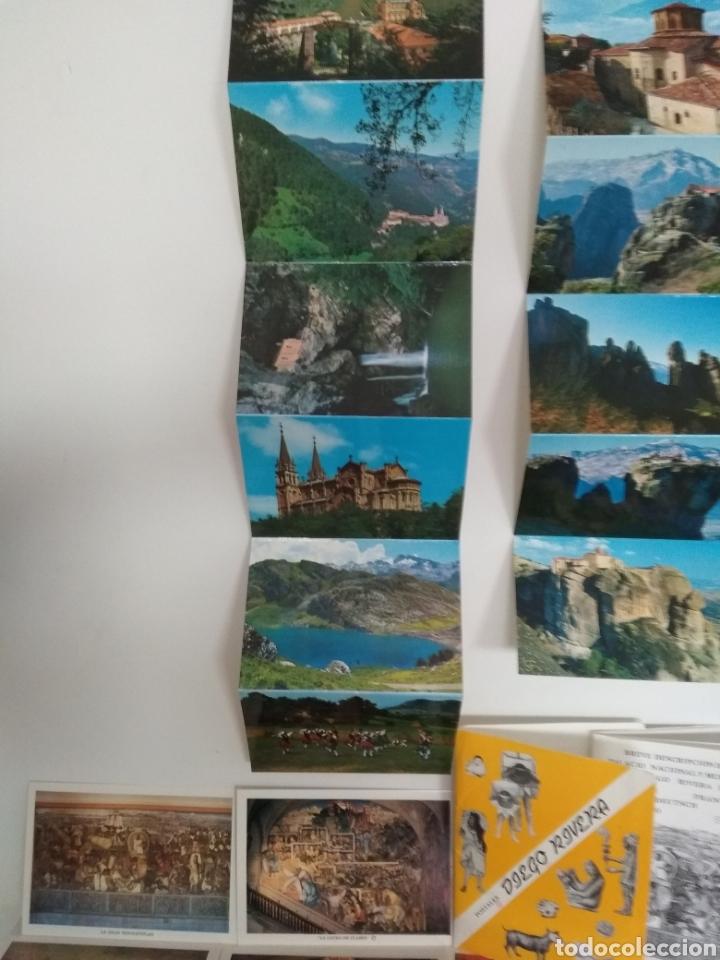 Postales: Lote de recuerdo de fotos postales - Foto 8 - 125085978