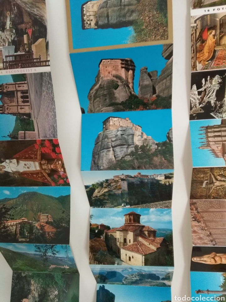 Postales: Lote de recuerdo de fotos postales - Foto 10 - 125085978