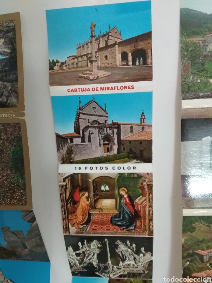 Postales: Lote de recuerdo de fotos postales - Foto 12 - 125085978