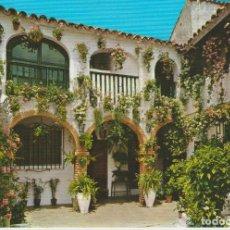 Postales: (1894) ESPAÑA TIPICA. TIPICO PATIO ANDALUZ. Lote 126116231