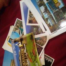 Postales: LOTE 33 POSTALES SIN CIRCULAR, COMO NUEVAS.. Lote 126959667