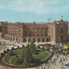Postales: POSTALES POSTAL MADRID PLAZA DEE TOROS AÑO 1964. Lote 130984896