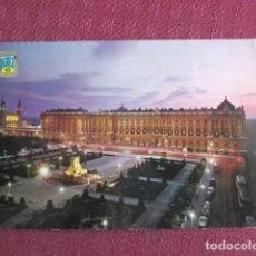 Postales: 5661 SPAIN ESPAÑA ESPAGNE MADRID PLAZA DE ORIENTE Y PALACIO REAL 1968. Lote 131007116