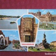 Postales: 5670 SPAIN ESPAÑA ESPAGNE CASTILLA Y LEÓN VALLADOLID 1969. Lote 131010208