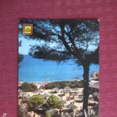 Postales: 5673 SPAIN ESPAÑA ESPAGNE CATALUÑA COSTA BRAVA COMTAT DE SANT JORDI CALA GOGO GO-GO 1969. Lote 131010704