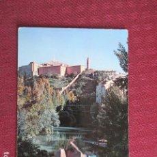 Postales: 5678 SPAIN ESPAÑA ESPAGNE CASTILLA LA MANCHA CUENCA REFLEJOS EN EL JÚCAR. Lote 131011408