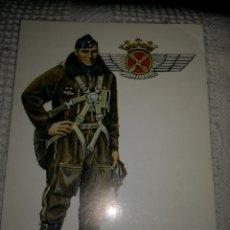 Postales: TARJETA POSTAL UNIFORMES DE AVIACION. Lote 131076091