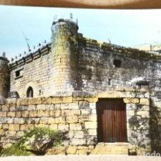 Postales: TARJETA POSTAL POSTALES PUBLICIDAD CASTILLO VILLASOBROSO MONDARIZ PONTEVEDRA . Lote 131372402