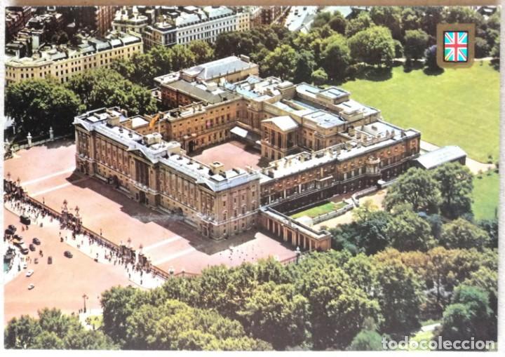 TARJETA POSTAL POSTALES PUBLICIDAD LONDON LONDRES INGLATERRA (Postales - España - Sin Clasificar Moderna (desde 1.940))