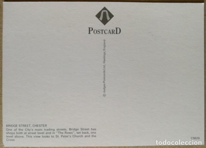 Postales: TARJETA POSTAL POSTALES PUBLICIDAD CRESTER INGLATERRA - Foto 2 - 131456106