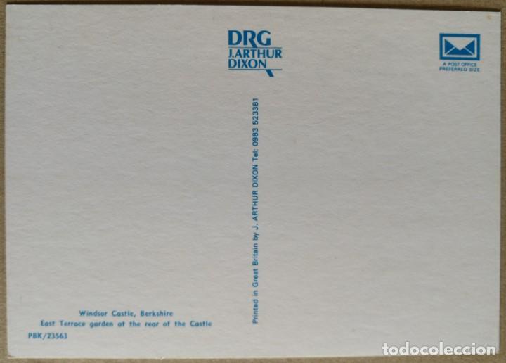 Postales: TARJETA POSTAL POSTALES PUBLICIDAD WINDSOR CASTLE INGLATERRA - Foto 2 - 131456130