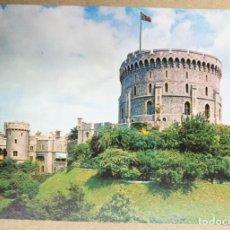 Postales: TARJETA POSTAL POSTALES PUBLICIDAD WINDSOR CASTLE INGLATERRA. Lote 131462702