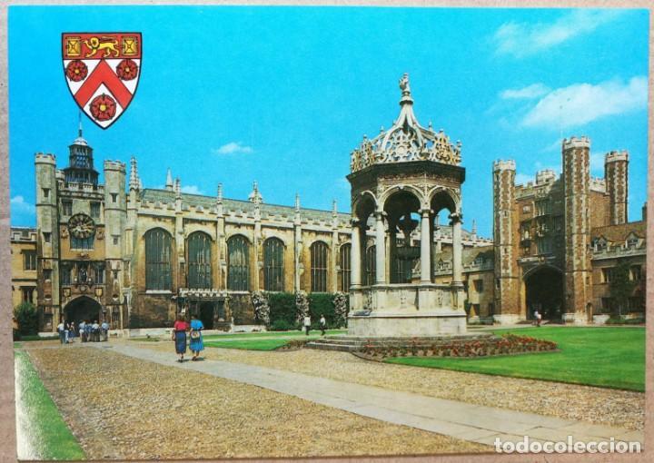 TARJETA POSTAL POSTALES PUBLICIDAD CAMBRIDGE ENGLAND INGLATERRA (Postales - España - Sin Clasificar Moderna (desde 1.940))