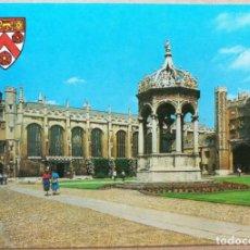 Postales: TARJETA POSTAL POSTALES PUBLICIDAD CAMBRIDGE ENGLAND INGLATERRA. Lote 131463006