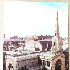 Postales: TARJETA POSTAL POSTALES PUBLICIDAD CAMBRIDGE ENGLAND INGLATERRA. Lote 131463030