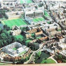 Postales: TARJETA POSTAL POSTALES PUBLICIDAD CAMBRIDGE ENGLAND INGLATERRA. Lote 131463058