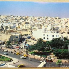 Postales: TARJETA POSTAL POSTALES PUBLICIDAD SOUSSE TUNEZ. Lote 131463242